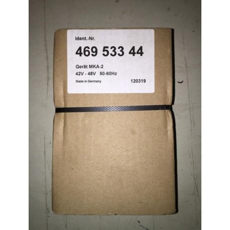Gerät MKA-2 42V-48V 50-60 Hz