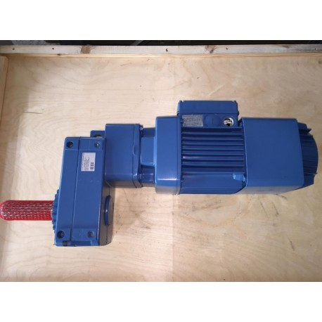 Demag Flach-Getriebemotor ZBA100 B8/2 B020-AME40DS