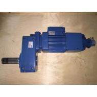 Demag Flach-Getriebemotor ZBA90 A 4 B020-AME40DD