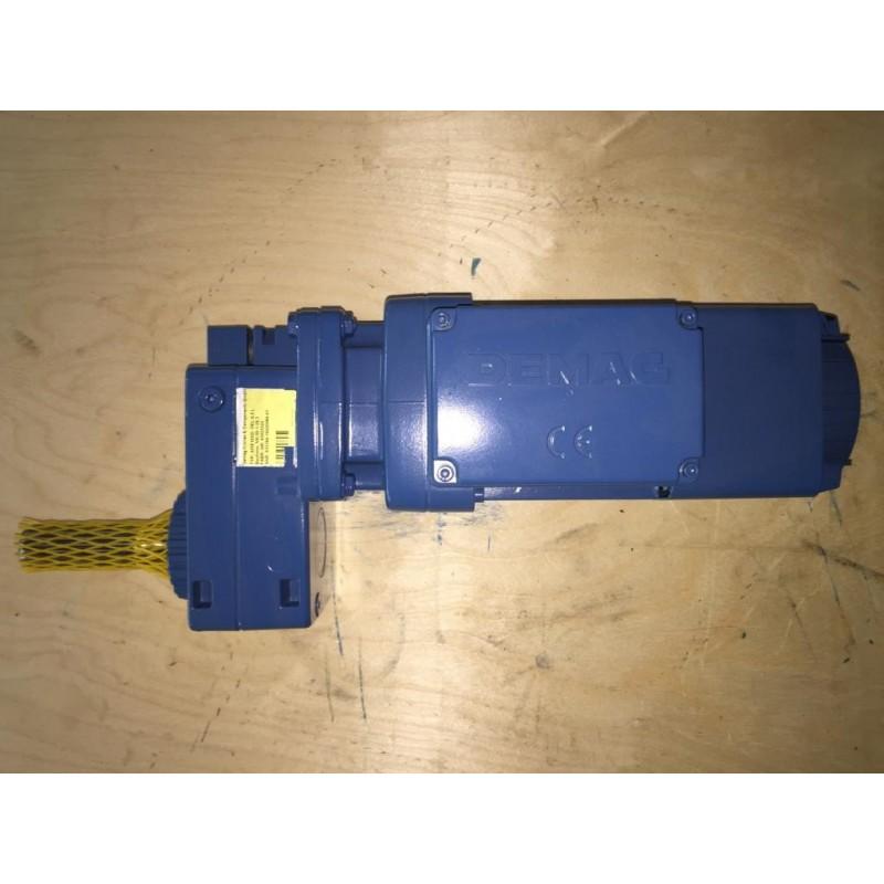 Demag Flach Getriebemotor Zba63 B 4 B003 Ame10dd Gloning Krantechnik Gmbh