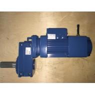 Demag Flach-Getriebemotor ZBA90 A 4 B020-AME30DD