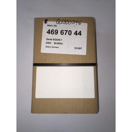 Demag Gerät SGDM-1