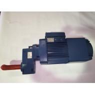 Flachgetriebebremsmotor ZBA 90 A4 B020 - AME20DD