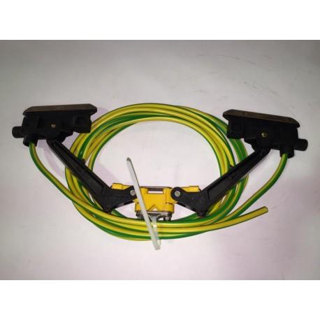 Doppelstromabnehmer KDSTL 120 PE