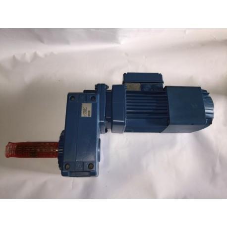 Demag Flachgetriebebremsmotor Zba 90 A4 B020 Ame40dd Gloning Krantechnik Gmbh