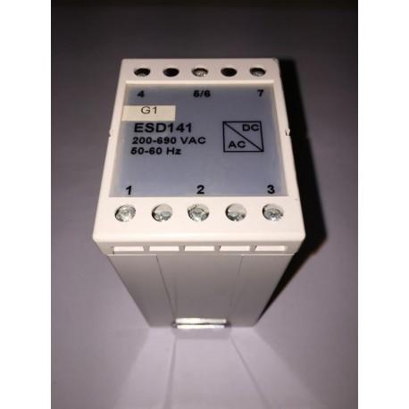 Gleichrichter KCI: 811094200-690V ESD141