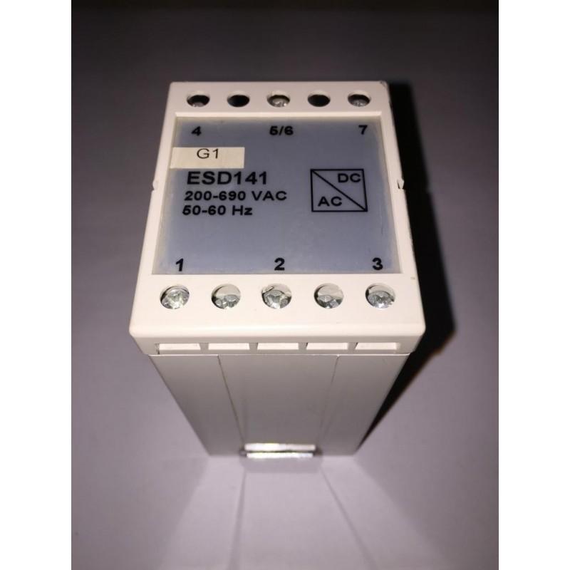Gleichrichter Kci 811094200 690v Esd141 Gloning
